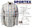 fishing shirt long sleeve cotton shirts