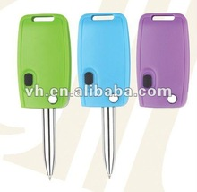 led light pen for promotion like car key