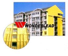 External insulation glass wool felt