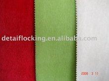 flock fabric / flocking sofa fabric / flocked velvet fabric