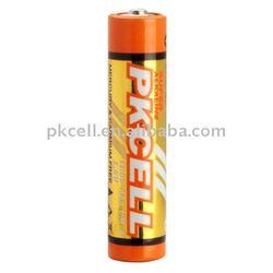 Alkaline AAA 1.5v dry Battery