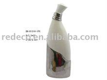 Electroplated porcelain indoor flower vase craft