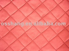 micro suede embroider fabric for bed sets/cloth