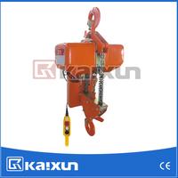 Round Chain Electric Hoist