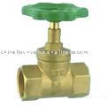 brass stop valves