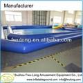 O mais recente piscina inflável