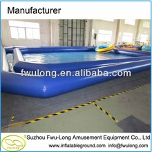 The latest inflatable swimming pool