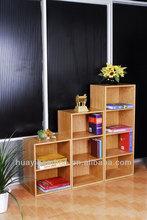 Varnish Bamboo Book Shelf Set