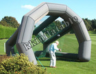 inflatable tent for golf games, inflatable golf cage