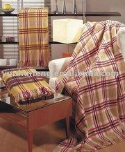 2012 fashion design cashmere blanket