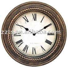 Welkintime 12 inch retro design wall clock