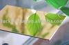 exterior wall decoration material Golden Mirror Aluminium Composite Panel