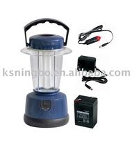 rechargeable camping lantern, 7Watt fluorescent lantern, outdoor lantern