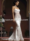 mermaid wedding dress 2013