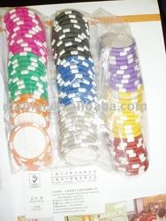 Mould for PBT Poker chips