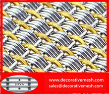 high quality Metal Decorative Wire Mesh(China manufacture+ISO9001)