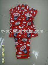 kids flannel pajamas