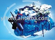 210 Horsepower CNG Engine