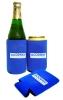 custom neoprene cooler holder, bottle holder