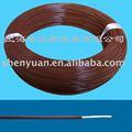 ul1199 ptfe teflon fio de cobre isolado