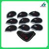 Custom anti-slip neoprene golf club head covers