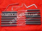 Auto Locksmith Tool, Auto Door Lock Opener, Auto Lock Pick for 14pcs Dimple Lock Pick