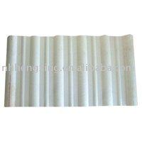 PVC big wave tile roofing sheet