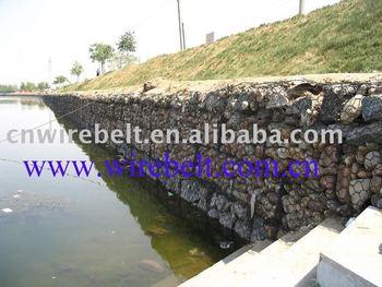 Protector Galvanized /Galfan /PVC coated Gabion