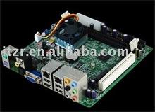 ATOM D410/510 ITX MOTHERBOARD,DUAL LAN