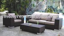 Comfort Outdoor Furniture Wicker Sofa AK1025