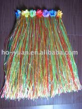 Promotional colorful sexy Hawaiian skirt wholesale