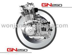 GN250/WJ-SUZUKI 250cc Engine for 250cc Motorcycle