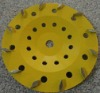 Diamond grinding disk for concrete diamond tools Scarifier machine