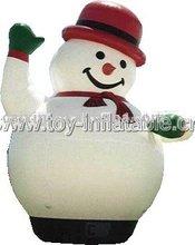 inflatable Chrismas snowman /inflatable Snowman decoration