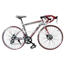 High quality disc brake 700C sport road bicycle(FP-700CSP15003)