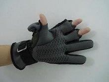 neoprene gloves.