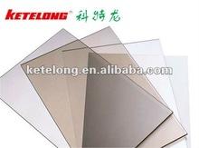 optical grade solid PC sheet
