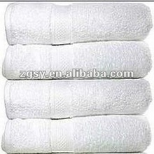Shuangying Brand Luxurious Hotel Yarn Dyed Face Towel