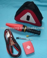 triangle bag car road emergency tool kit