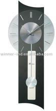 Artistic Wood Pendulum Wall Clock WL-08PL004