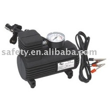 hot sale car 12v air compressor portable car tyre air pump
