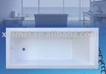 XMM-31 Acrylic Bathtub, common bathtub, Simple bathtub,