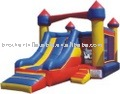 2012 funny inflatable combo play center for kid