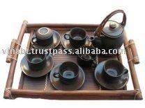 CERAMICS Tea Sets from Bat Trang Vietnam