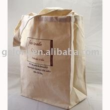 natural custom tote bag canvas with printing