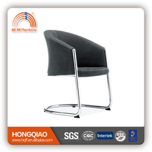 CV-F95BS Leisure Reception Chair steel frame office conference hall chair