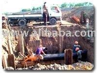 HDPE (High Density Polyethylene) pipe