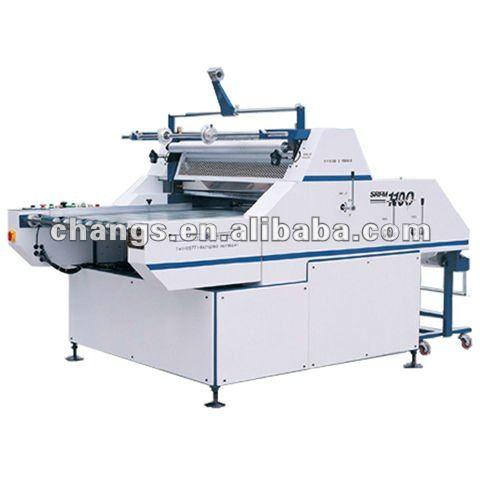 SRFM-900/1100 water-based laminating machine