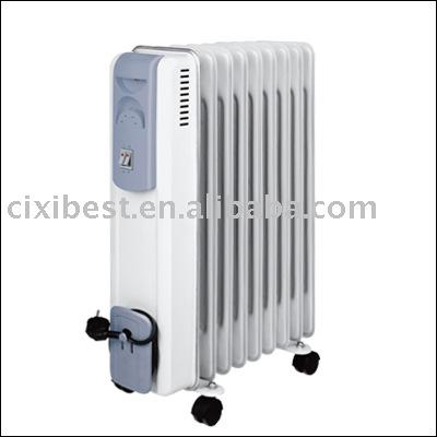 Calentador el ctrico radiador de aceite bo 1011 for Calentadores electricos precios