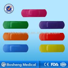 Bosheng Custom and Designed Wound Plaster/cartoon adhesive bandage/cartoon band aid